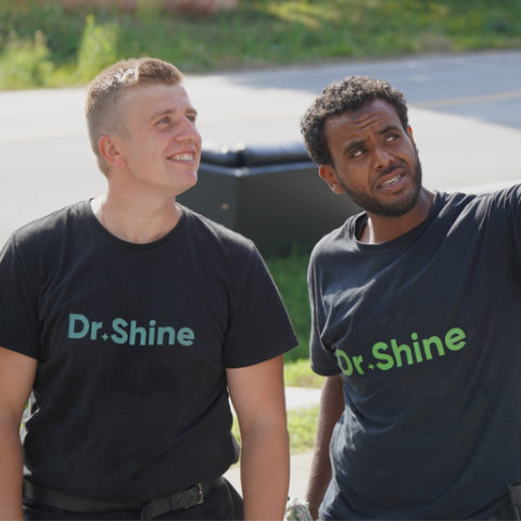 EAVES CLEANING COMPANY-Dr. SHINE