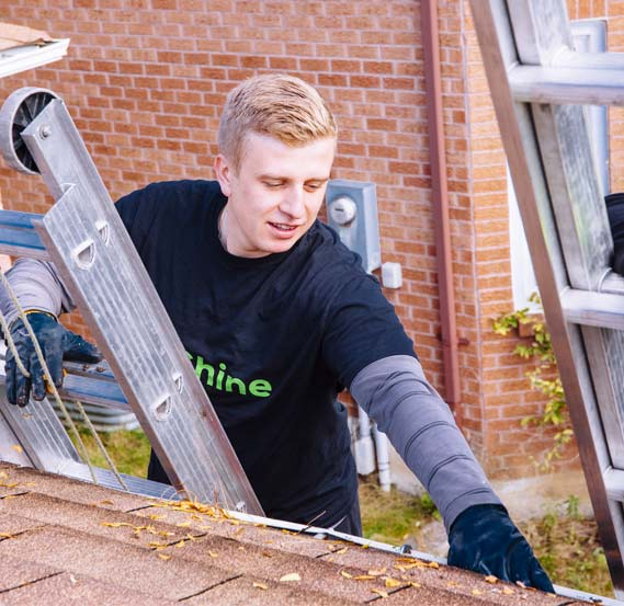 Gutter cleaning scarborough