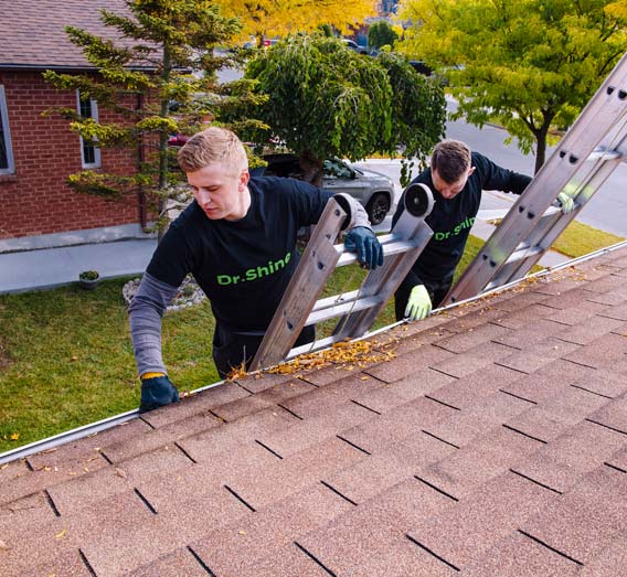 GUTTER CLEANING ETOBICOKE